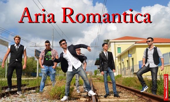 """""""Aria Romantica"""", cover band dei Modà"""