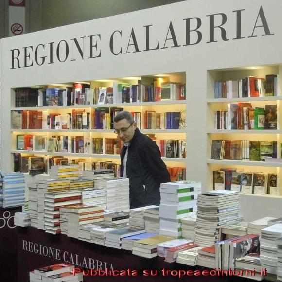I libri dello stand regionale