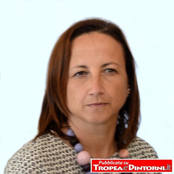 Il sindaco di Ricadi, Giulia Russo - foto Libertino