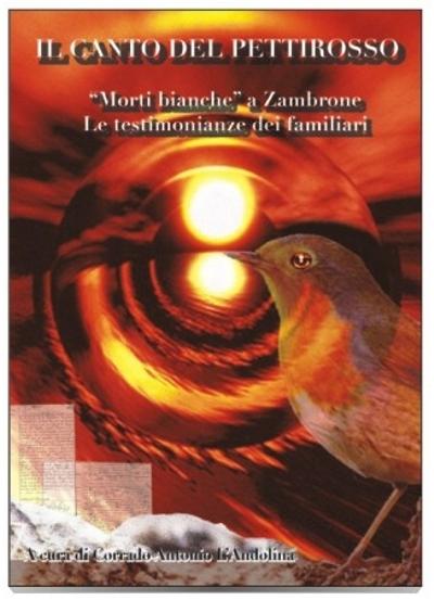 """""""Il canto del pettirosso"""" L'opera che omaggia i caduti sul lavoro di Zambrone"""