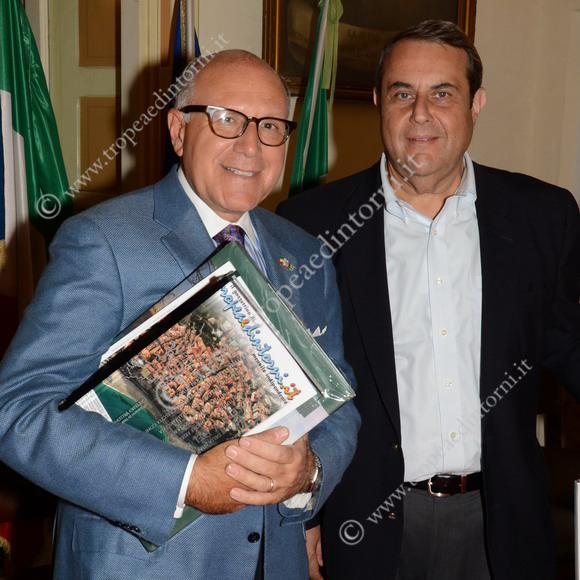 Delegazione  della NIAF a Tropea - foto Libertino