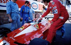 Niki Lauda Monaco 1976 F1 history