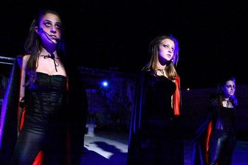 "LaboArt: ""La Leggenda di Dracula""  - foto Emiliano Berardi"