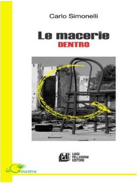 La copertina del romanzo di Carlo Simonelli