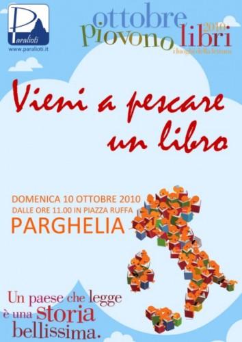 Ottobre: piovono libri, i luoghi della lettura