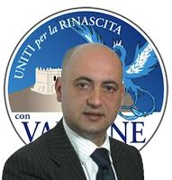 """Il capogruppo di """"Uniti per la Rinascita"""" Lucio Ruffa"""