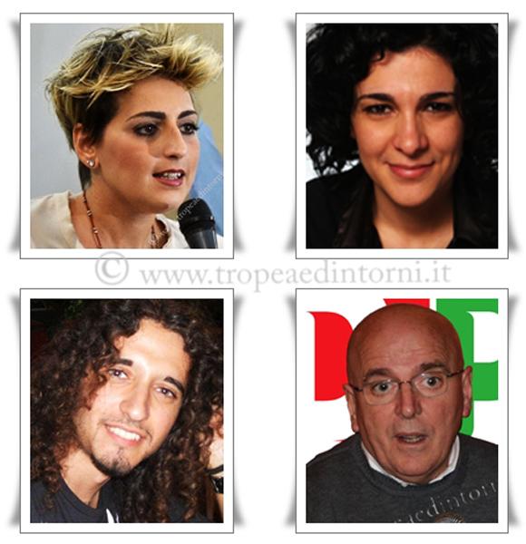 I deputati M5s Dalila Nesci, Marialucia Lorefice e Paolo Parentela hanno incontrato alla Camera il governatore regionale della Calabria, Mario Oliverio