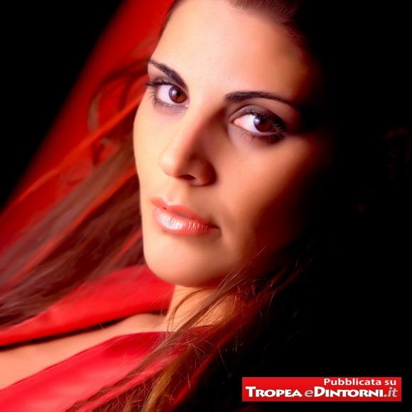 La giovane cantautrice calabrese Stella Sorrentino in arte MEISSA
