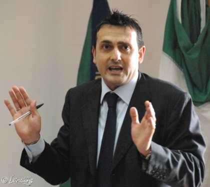 Avv. Giovanni Macrì Consigliere Nazionale Pdl - Consigliere Provinciale  -foto Libertino