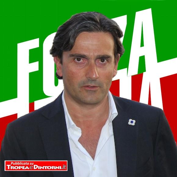 Il consigliere nazionale Pdl e coordinatore cittadino Giovanni Macrì