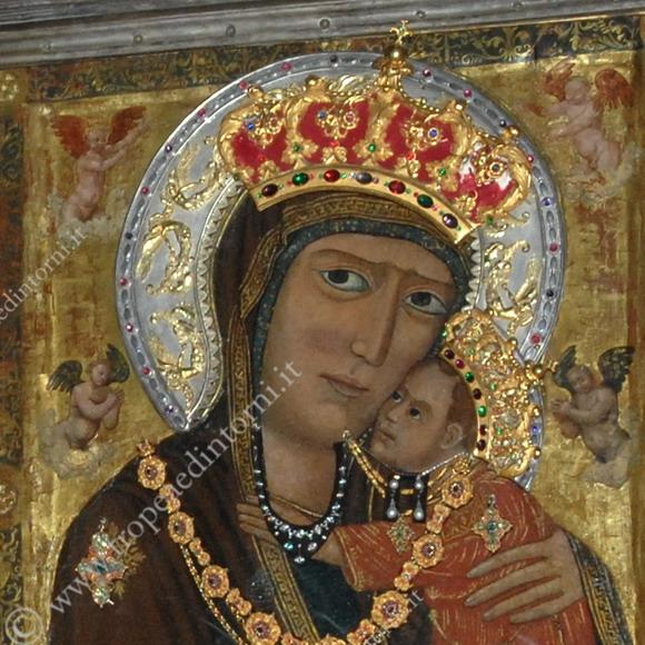 La Madonna di Romania -foto Libertino