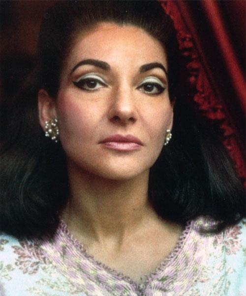 Maria Callas foto internet