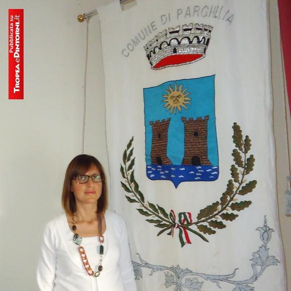 Maria Brosio Sindaco di Parghelia