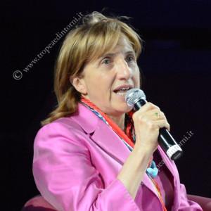 Il Ministro Maria Carmela Lanzetta - foto Stroe