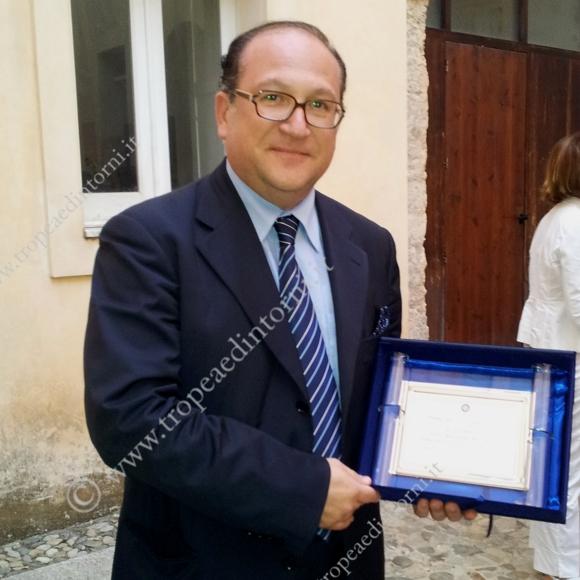 Il dott. Massimo Raffaele - foto Sorbilli