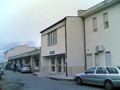 Medicina Legale presso l'ospedale di Tropea