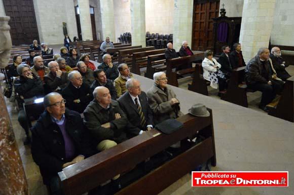 Tropea 11 aprile 2015 - La Santa Messa nella Concattedrale di Tropea