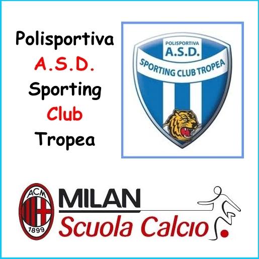 Milan Scuola Calcio Tropea