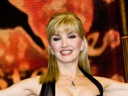 Milly Carlucci foto internet