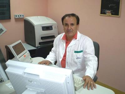 Il dr. Domenico Tropeano - foto Barritta