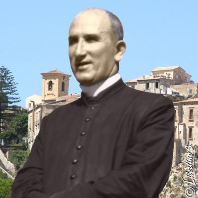 Il Venerabile Servo di Dio  don Francesco Mottola - foto Libertino