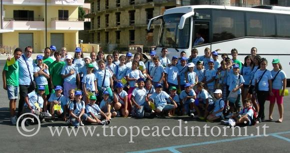 Gr.est a Panaia: Sui Passi di Don Mottola - foto Libertino