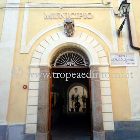 Tropea, Palazzo Sant'Anna - foto Libertino