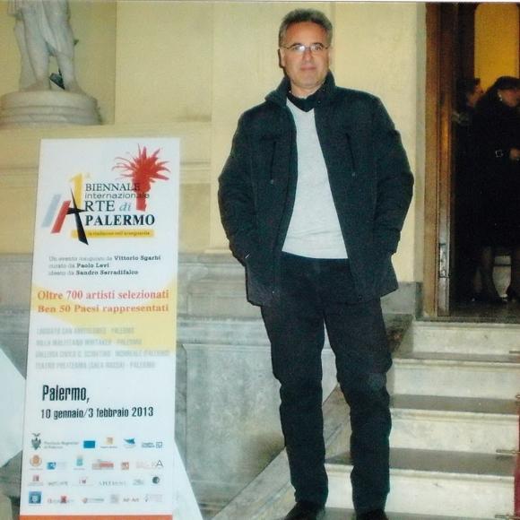Francesco Naccari a Palermo