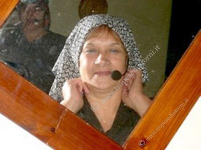 Romana Naso, presidente dell'associazione -  foto Fusca