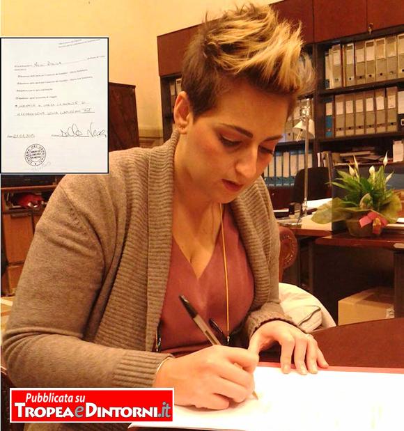 Dalila Nesci rinuncia all'indennità di Vice Presidente