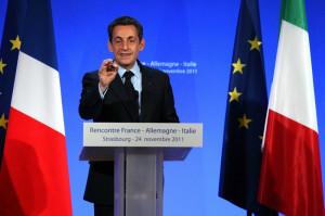 Nicolas Sarkozy ex Presidente della Francia immagine internet