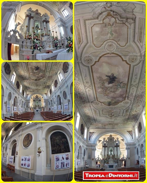 Tropea: Santuario di San Francesco di Paola - foto Libertino