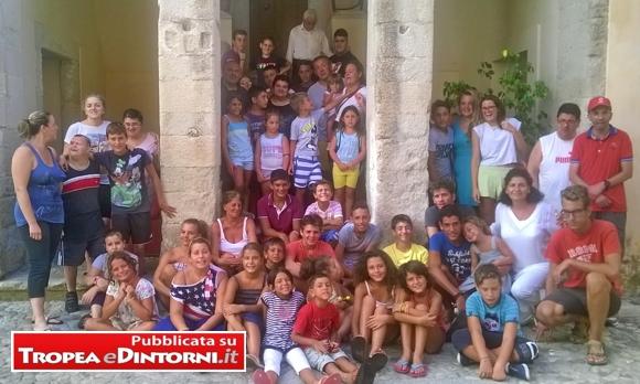 """Oratorio estivo Centro di solidarietà """"Don Mottola"""""""
