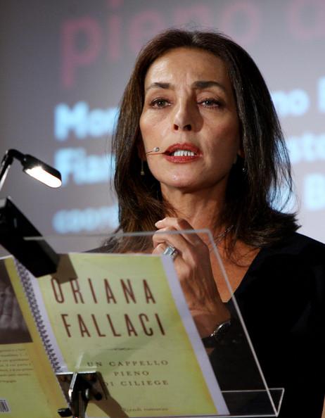 Oriana Fallaci foto internet
