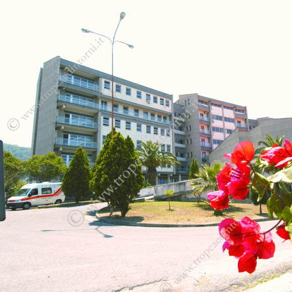 Ospedale di Tropea - foto Libertino