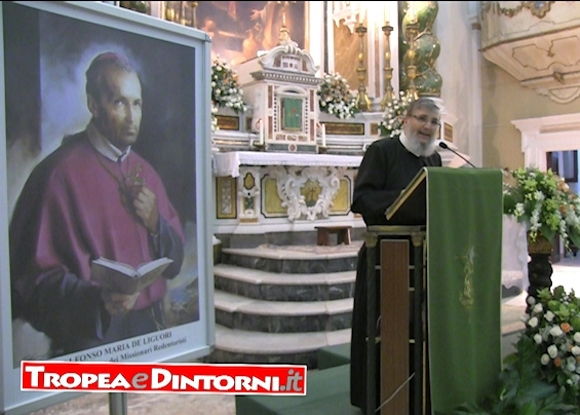 Padre Salvatore Brugnano - foto Libertino