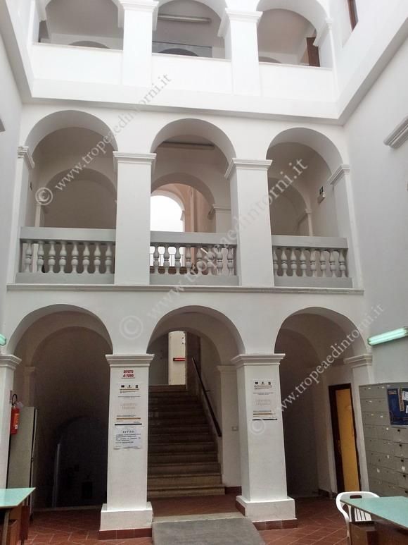 Palazzo Collareto-Galli - foto Sorbilli