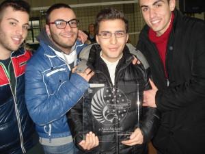 Alcuni ragazzi che hanno partecipato al Campus Europe - foto fornita dall'Is Tropea