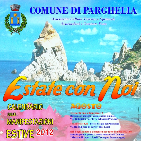 Parghelia Estate 2012