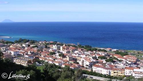 Una veduta di Parghelia - foto Libertino