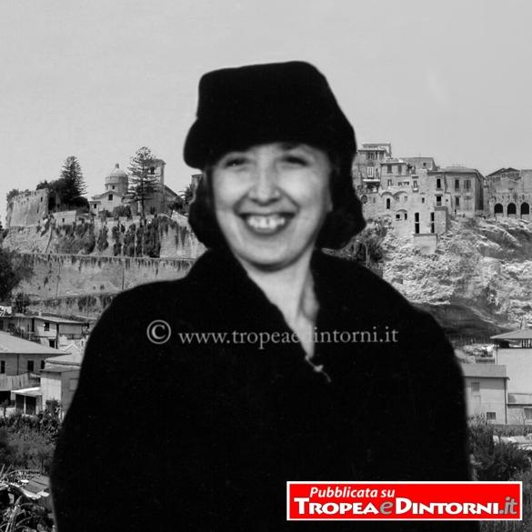 Lydia Toraldo-Serra - Sindaca di Tropea dal 1946 al 1960