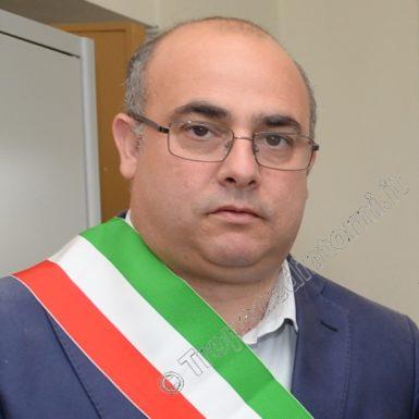 Pino Rombolà, Sindaco di Drapia - foto Stroe