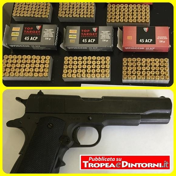 PistolaMunizioni
