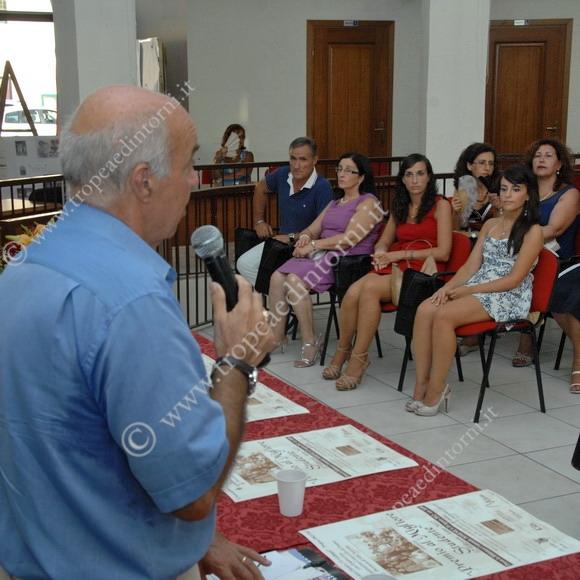 Il Presidente Francesco Simonelli - foto Libertino