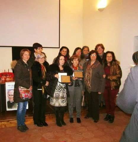 """Foto di Gruppo """"Insieme per..."""" di Tropea, diretto dalla dottoressa Mary Giofrè - """"Universo minori"""" di Catanzaro, presieduto da Rita Tulelli"""