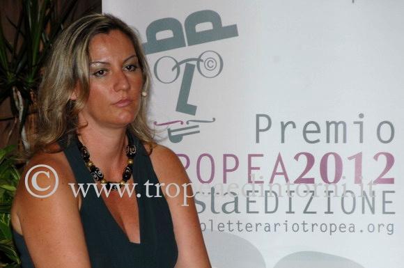 Premio Tropea Estate: Livia Blasi - foto Libertino