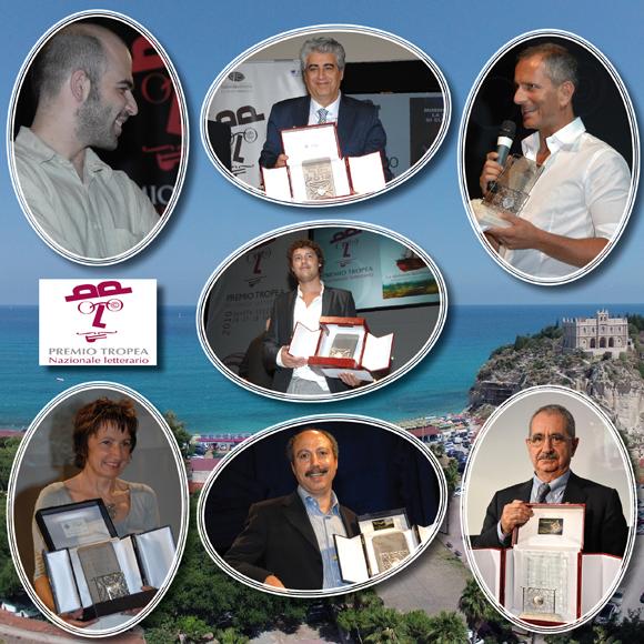 I vincitori delle edizioni precedenti - foto Libertino