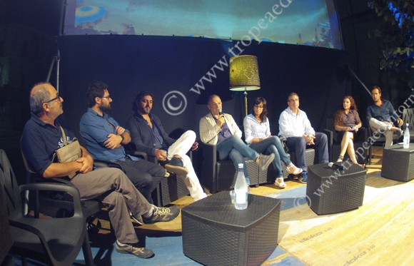 """La presentazione ufficiale della X edizione del """"Blues Festival"""" - foto Libertino"""