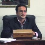 Il presidente del Consiglio Massimo Pugliese