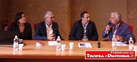 La presentazione della terza edizione del TropeaFestival Leggere&Scrivere
